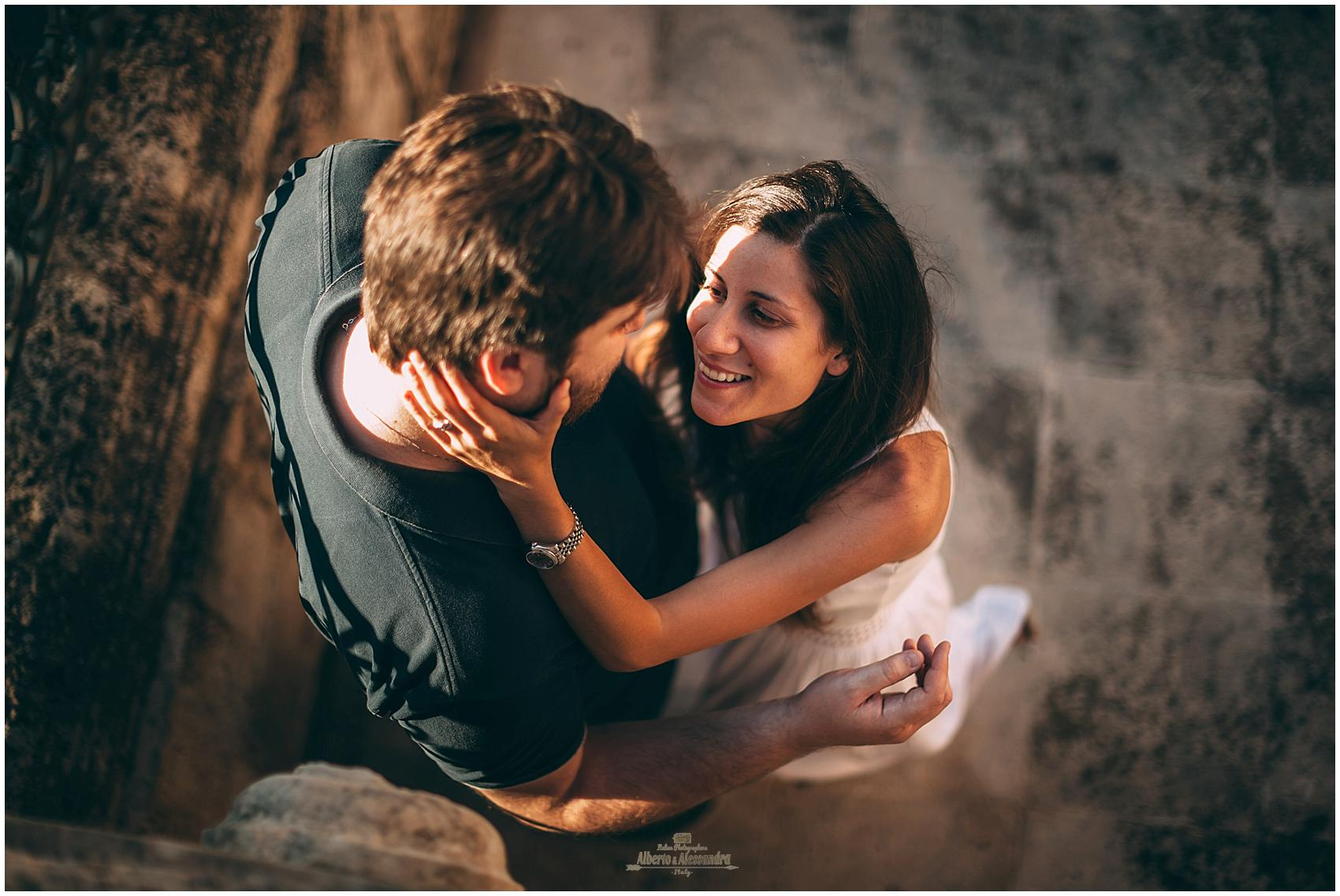 DESTINATION WEDDING PHOTOGRAPHER L+M ENGAGEMENT IN NOTO – SICILY