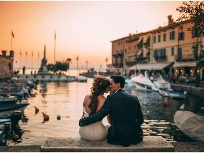 E + A - Matrimonio in Dogana Veneta