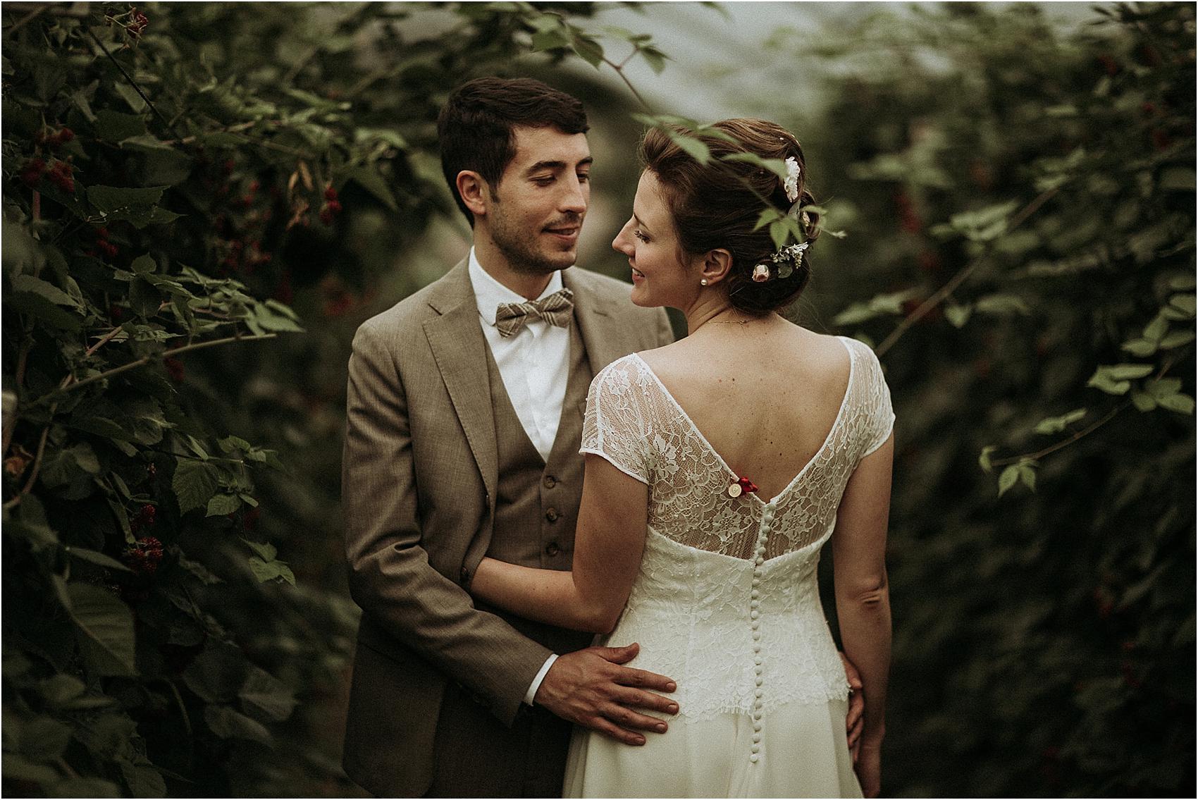 Matrimonio stile country chic a Berry House