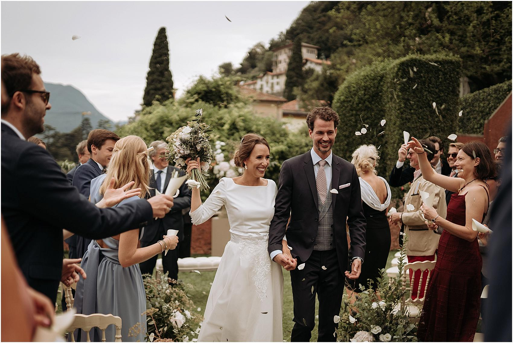 matrimonio sul Lago di Como, a Villa Regina Teodolinda