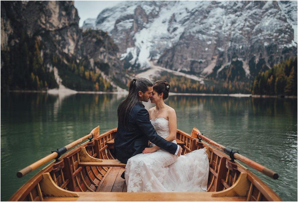 Destination Wedding - Lake Braies - Italy_2034