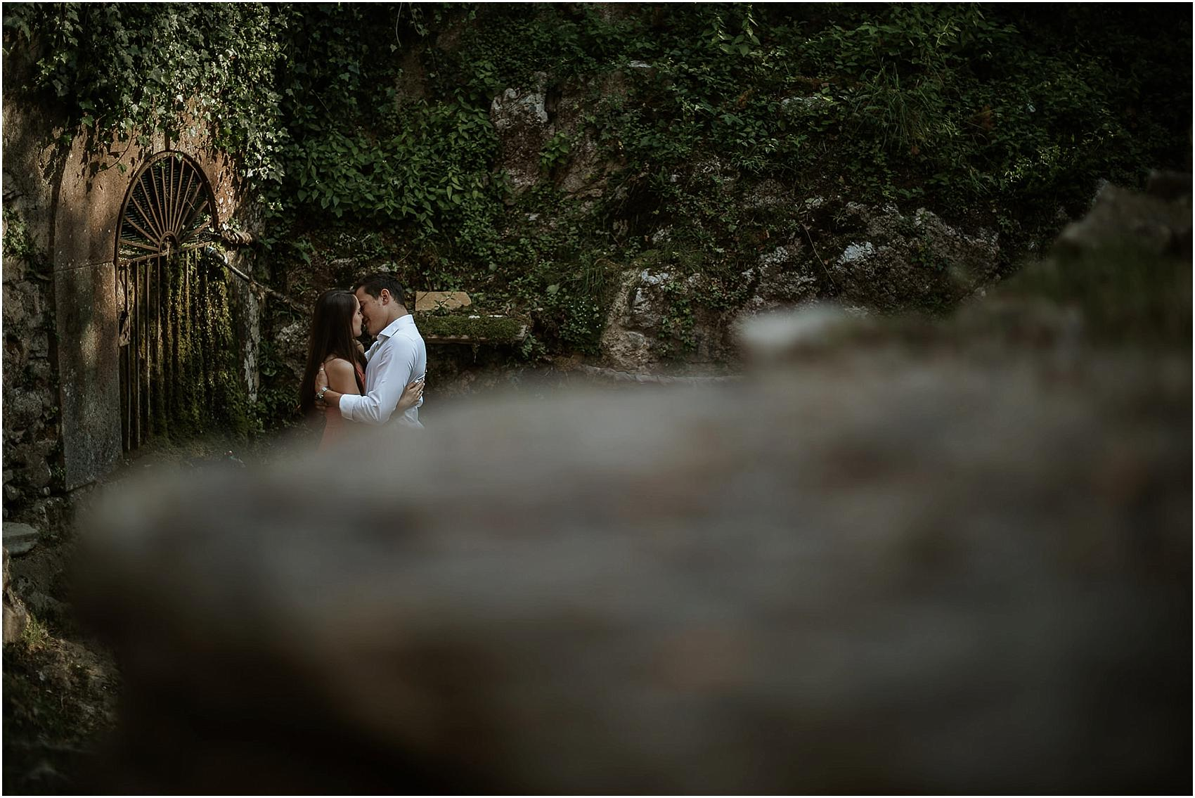 Engagement in Malcesine