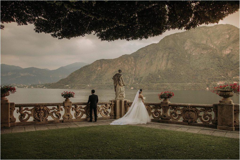 Wedding in Villa Balbianello - Lake Como