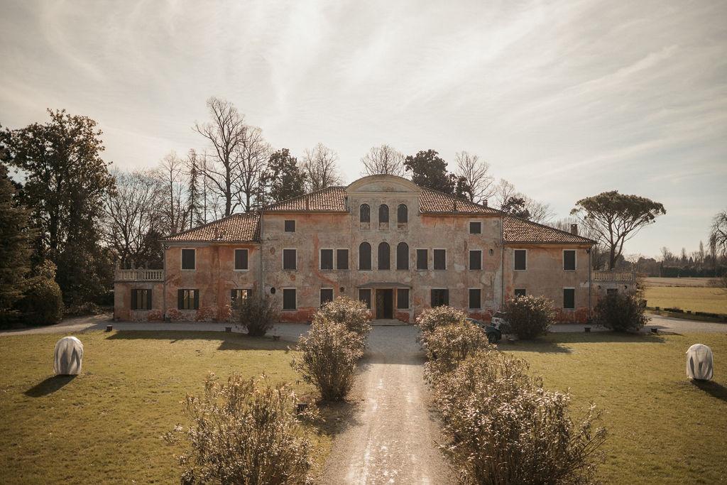 matrimonio autunnale villa Gozzi Pordenone